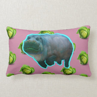 Pillow - HUNGRY HIPPO