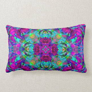 Pillow kaleidoscope Crystal Abstract G16