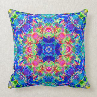 Pillow kaleidoscope Crystal Abstract G96