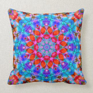 Pillow kaleidoscope Diamond Flower G408