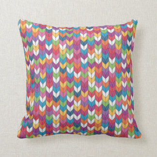 Pillow Knitting Pattern