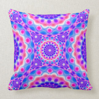 Pillow Mandala Psychedelic Visions