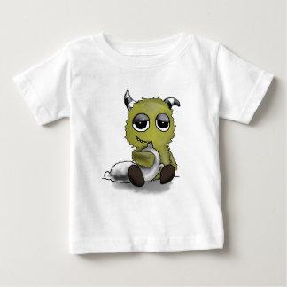 Pillow Monster Digital Art T-shirts