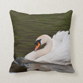 Pillow: Mute Swan Cushion