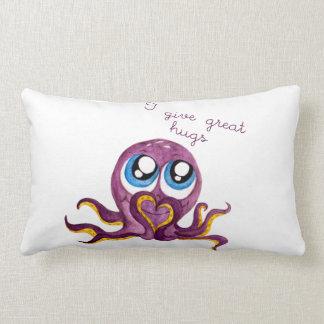 Pillow Octopus Hugs