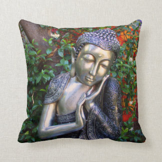 Pillow | Silver Buddha
