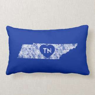 Pillow Used I Love Tennessee State
