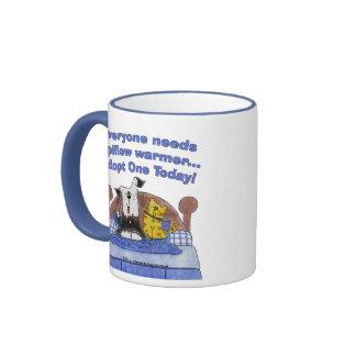 Pillow Warmers Ringer Mug