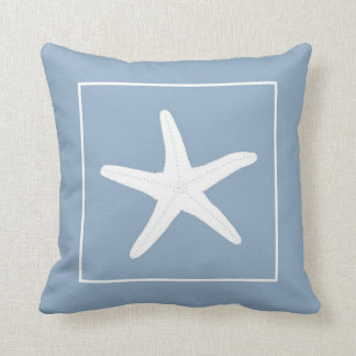 Pillow with nautical theme