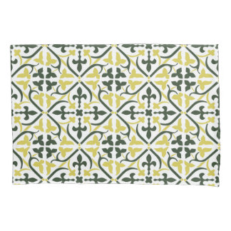 Pillowcase - 2 Colors Ornamental Medieval Pattern