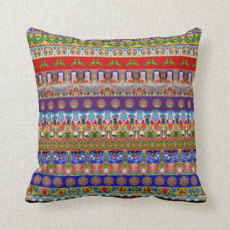 Pillowcase Inspired by Truck Art - 1 Cushion