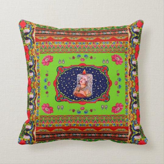Pillowcase Inspired by Truck Art - 2 Throw