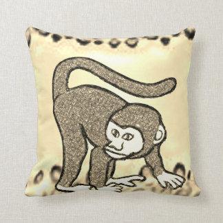 pillows monkeys