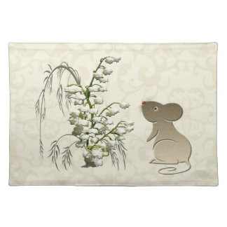 Pillows, Napkins, Placemats, Kitchen Towels Placemat