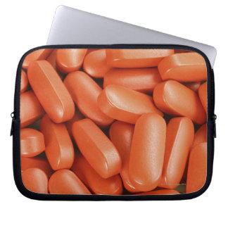 Pills 2 laptop sleeve