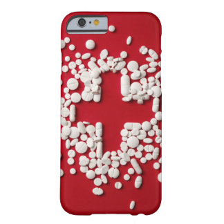 Pills Cross Barely There iPhone 6 Case