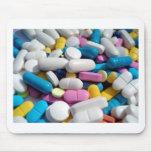 Pills Mousepads