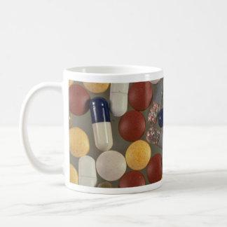 Pills Coffee Mugs