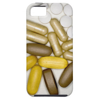 Pills on paper iPhone 5 case