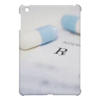 Pills on written prescription iPad mini cover