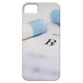 Pills on written prescription iPhone 5 cases