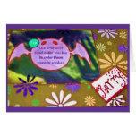 Pillsbury Cookie Bat Card