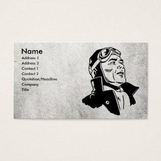 Pilot Business Card Template