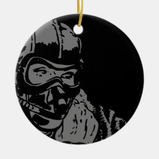 Pilot Christmas Ornament