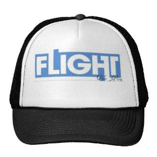 """Pilot Gang """"FLIGHT"""" snapback Trucker Hat"""