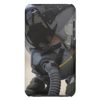 Pilot sits in his A-10 Thunderbolt II Barely There iPod Cases