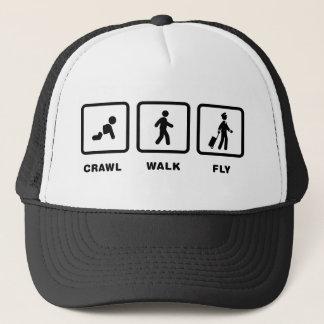 Pilot Trucker Hat