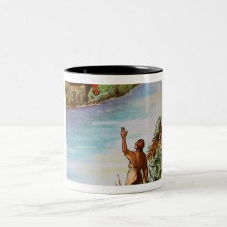 Pilot Waving Mug