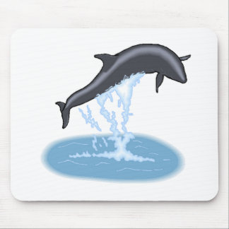 Pilot Whale Jumping Mouse Pads