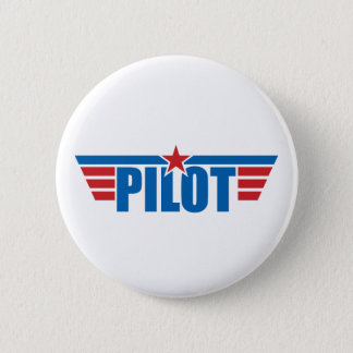 Pilot Wings Badge - Aviation