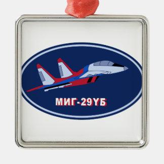 Piloten Ausbildungsabzeichen auf MIG 29 UB Trainer Christmas Ornament