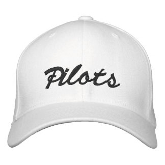 Pilots Ball Cap 2009 - Fitted