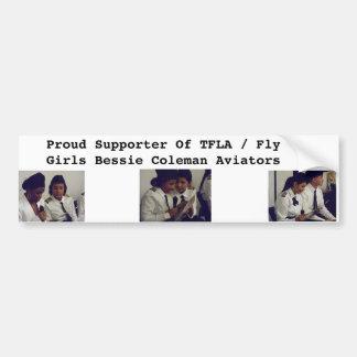 Pilots bumper stickers