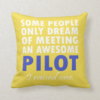 PILOT'S DAD CUSHION