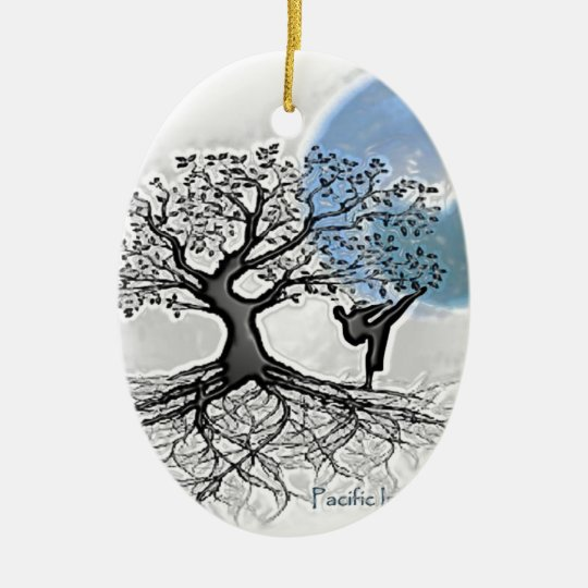 Pima Karate Christmas Ornament | Zazzle.co.uk