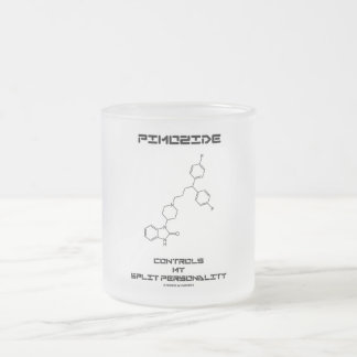 Pimozide Controls My Split Personality Mugs