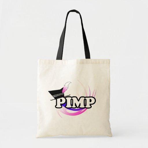 Pimp Canvas Bag