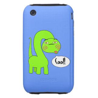 Pimp Dino iPhone 3 Tough Case