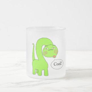 Pimp Dino Coffee Mugs