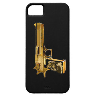 Pimp Gun iPhone Case Barely There iPhone 5 Case