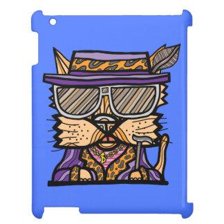 """Pimp Kat"" iPad/iPad Mini, iPad Air Case"