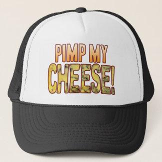 Pimp My Blue Cheese Trucker Hat