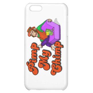 Pimp My Chimp iPhone 5C Covers