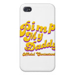 Pimp My Daddy Official Contestant iPhone 4 Case