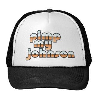 Pimp My Johnson Cap