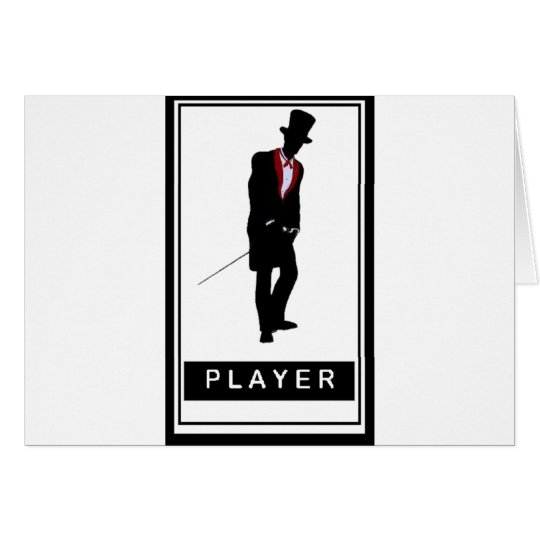 Pimp Player Card